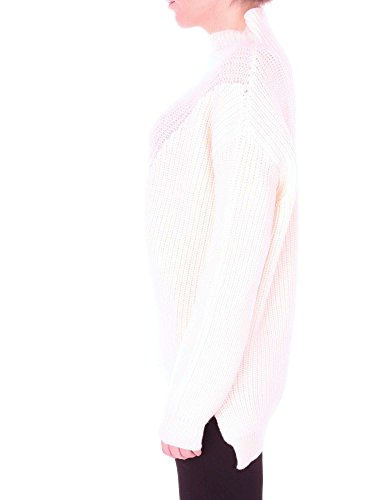 Pinko 1B12MKY3X5 Pull-Over Femme Crème