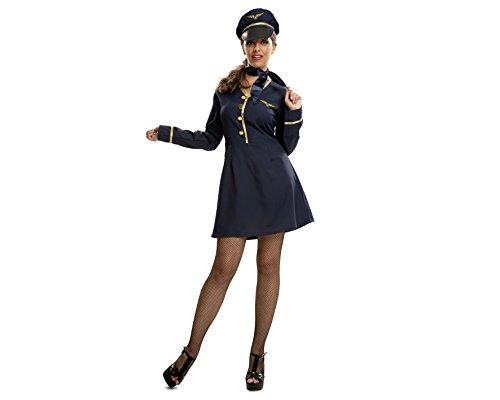 Imagen de my other me  disfraz de azafata para mujer, m l viving costumes 200970
