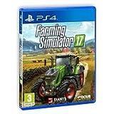 PS4 Landwirtschafts-Simulator 17 + Bonus Inhalt NEU&OVP UK Import auf deutsch spielbar