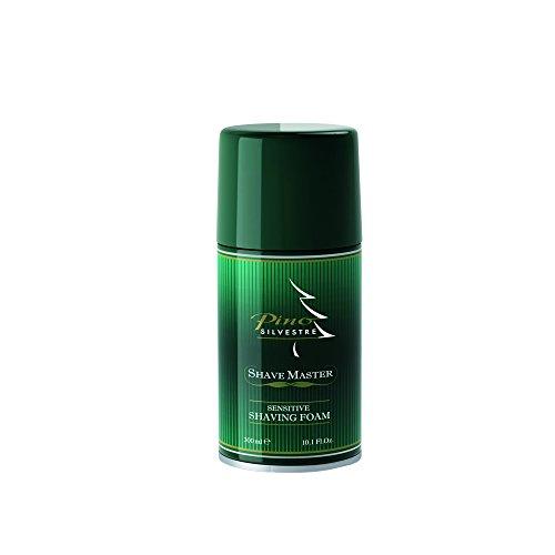 Pino Silvestre Sensitive Shaving Foam Sanfter Rasierschaum, 1er Pack (1 x 300 ml) - Sanfte Rasierschaum