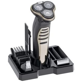 Almohazar Wahl 9880-117X Lithium Ion Triple Play Grooming Kit & Cordless Use