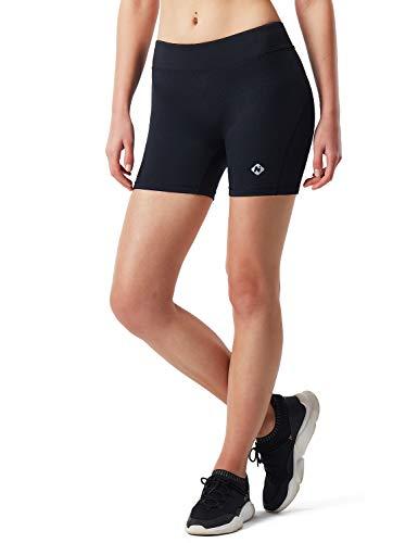 NAVISKIN Pantalón Corto Deportivo para Mujer