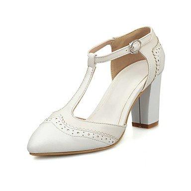Zormey Frauen Heels Frühling Sommer Club Schuhe Formelle Schuhe Komfort Neuheit Kundenspezifischen Materialien Leatheretteoffice&Amp; Karriere Party & Amp; Abendkleid US9 / EU40 / UK7 / CN41