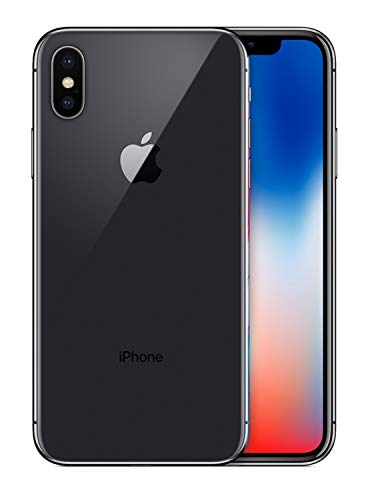 Apple iPhone X 5.8 SIM unique 4G 64Go Gris par  Apple