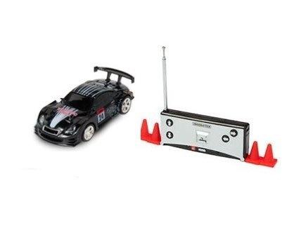 Gen 13 Mini Voiture Noir n°24 radiocommandee 7 cm - Drift tin Cars