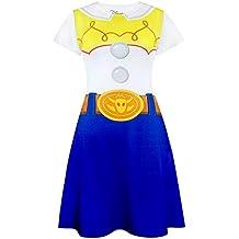 Disney Pixar Toy Story Jessie Women s Mujer Costume Outfit Dress Vestido S  - XXXL 070b3b83484