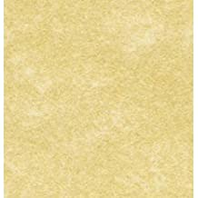 SOHO Creative - Papel de pergamino (formato A4, 100 gsm, 25 hojas), color crema