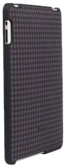 Mota IPAD-FTD-A02A018 cupo el Funda para el iPad - Tartanplaid Fadeaway azul-gris (Gris / Negro / Verde)