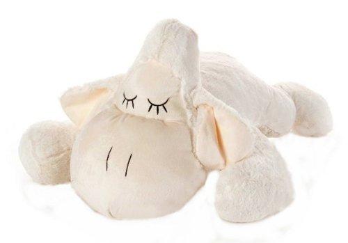 Diseño de Sleepy Inware -, colour crema, varios tamaños, peluche, peluche, diseño de oveja