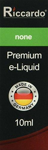 Riccardo E-Liquid Orient Blend Tabak, 10 ml