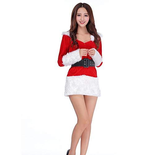 Frauen Weihnachten Kostüm Uniform Sexy Anzug Weihnachtsgeschenke Für Frauen Cosplay Kostüm Plus Size Lingerie On Sale