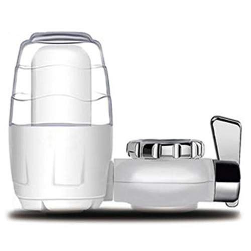 Roma lt acqua purifie cucina la pulizia della casa bagno rubinetto filtro depuratore filtro ceramico regalo bianco,white