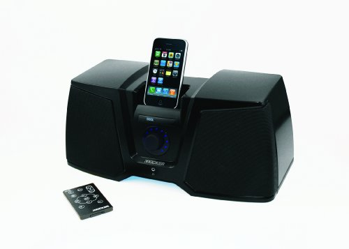 KICKER iKICK 350 iPOD / iPHONE DOCKINGSTATION (Kompatibel mit BMW)