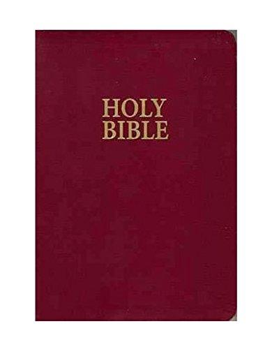 Giant Print Bible-NKJV