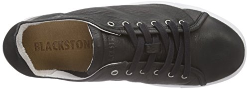 Blackstone Lm24, Low-Top Sneaker homme Noir (Black)