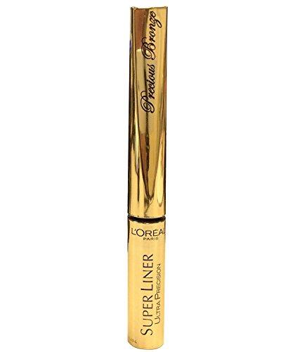 L'Oreal Super Liner Ultra Precision Liquid Eyeliner, Precious Bronze