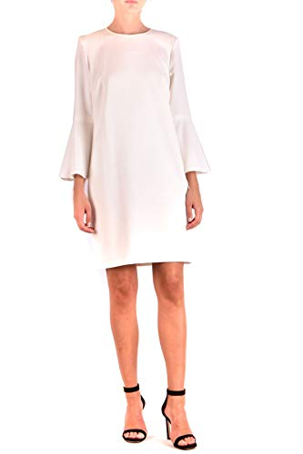 Ralph Lauren Luxury Fashion Damen MCBI35803 Weiss Kleid | Jahreszeit Outlet