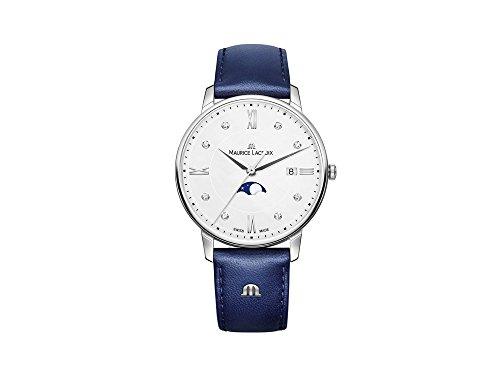 Reloj Cuarzo Maurice Lacroix Eliros Moonphase Ladies, 35m, EL1096-SS001-150-1