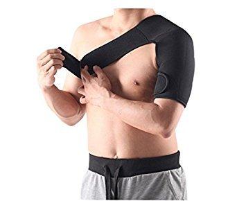 Schulter-oberarm-schmerzen (Exoh verstellbare Schulterstütze, wärmender Verband, für die rechte Schulter)