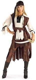 Piratenbraut - Kostüm Damen, Komplettkostüm für Karneval zum günstigen ()