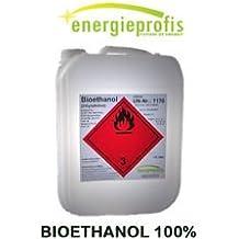 30 L (3x10L) BIO ALKOHOL 100% ETHANOL BIOETHANOL Kamin VERSANDKOSTENFREI
