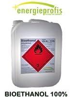 3 x 10 Liter HIGH QUALITY Bioethanol 100% Unser hochwertiges Bioethanol ist insbesondere für die Verwendung in Ethanol - Kaminen geeignet. Wir garantieren Ihnen einen Ethanolgehalt von 100% vol, sowie eine rußfreie, rückstandslose und geruchsneutrale...