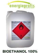 10 Liter HIGH QUALITY Bioethanol 100% Unser hochwertiges Bioethanol ist insbesondere für die Verwendung in Ethanol - Kaminen geeignet. Wir garantieren Ihnen einen Ethanolgehalt von 100% vol, sowie eine rußfreie, rückstandslose und geruchsneutrale Ver...