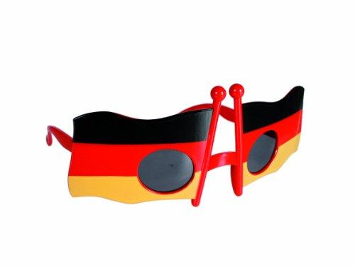 Brille Deutschlandflagge
