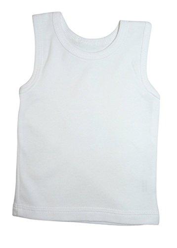 BY11 Gr. 68, Unterhemd, Baby Hemdchen ohne Ärmel, für Neugeborene und Babies, in verschiedenen Größen