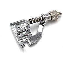 vhbw Accesorio Repuesto máquina de Coser, pie de Costura Invisible para su máquina de Coser