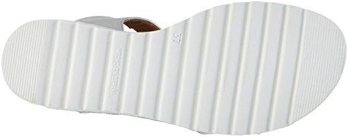 Argento 194 Open Toe Sandali Nero 282 Donna C8OqgdO