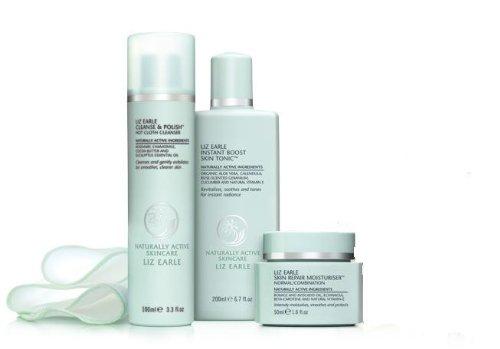 liz-earle-set-cleanse-and-polish-instant-boost-skin-tonic-and-skin-repair-moisturiser-normal-combina
