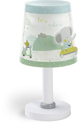 Dalber Lámpara infantil sobremesa little trip animales