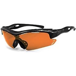 ARCTICA ® *EXTREME* Sonnenbrille / Multisportbrille - POLARISIEREND % ALLES MUSS RAUS %