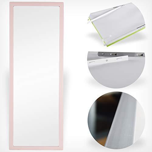 DRULINE Türspiegel 30 x 90 cm Pink