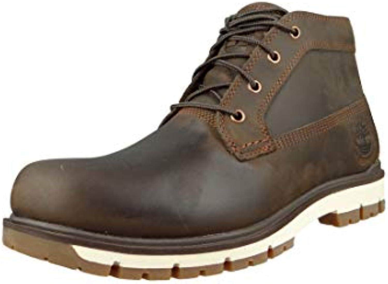 Timberland Stivali per per per Uomo A1UOW Radford Dark Marronee | Lavorazione perfetta  e25e90