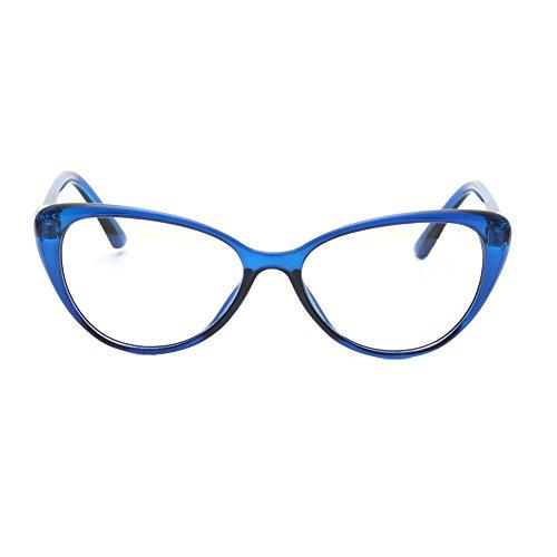 JUNDASI Señoras Vintage Eye Eye Presbyopic gafas de lectura para las mujeres fuerza:+1.0 to +3.5