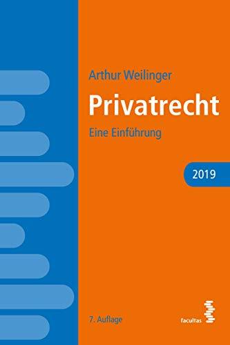 Privatrecht: Eine Einführung