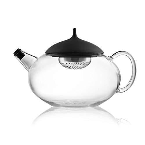 Eva Solo Glasteekanne mit integriertem Tee-Ei 1.0 l