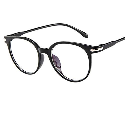 Barlingrock Sonnenbrillen 1 Paar Damen Polarisierte Brillen Vintage Rahmen Sonnenbrillen Modestil Verspiegelte Gläser Modebrillen Brillen Flachspiegel Transparent Gelee Brillengestell