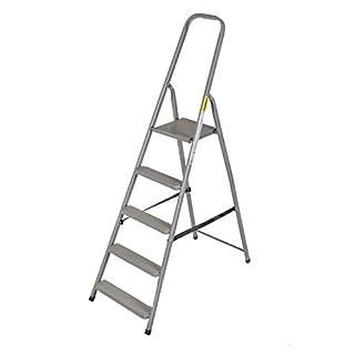 Abbey Steel Step Ladder 5 Tread