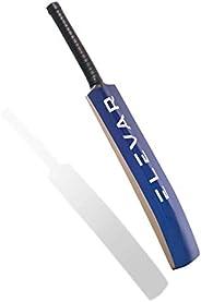 Elevar Gully - Kashmir Willow Tennis Ball Bat for Hard and Soft Tennis Balls
