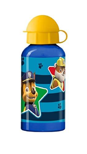 Paw Patrol Trink-Flasche Aluminium 400 ml