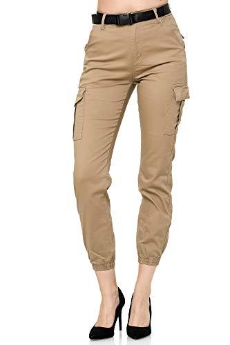 Elara Chunkyrayan - Pantalones Vaqueros elásticos