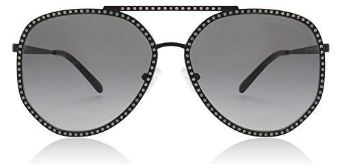 Ray-Ban Damen 0MK1039B Sonnenbrille, Schwarz (Matte Black), 58