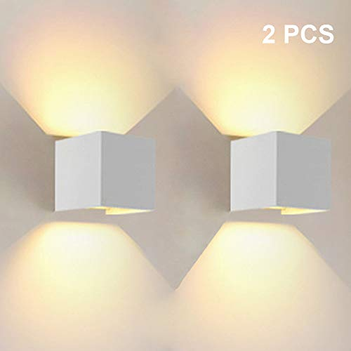 Lights & Lighting Capable Fashion Glass Wall Lamp Brief Modern Led Mirror Wall Light Corridor Bedroom Living Room Bedside Lamp E27 Novelty Light Lampada Good Heat Preservation