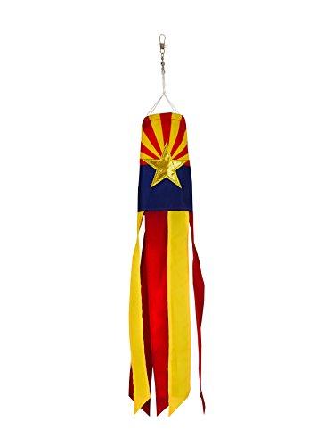 Arizona Socke (Breeze Windsocke in The Flagge, 45,7 cm Arizona 18-Inches Arizona)