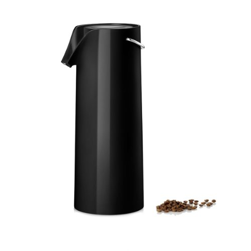 Eva Solo Pump-Isolierkanne Black 1,8 l