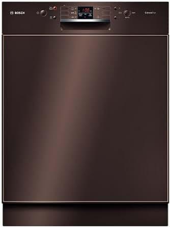 Bosch SMD53M84EU Lave Vaisselle Encastrable 60 cm Nombre de Couverts: 13 Classe: A++ Brun