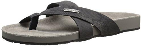 Volcom SELFIE SANDALS SPRING 16 Black